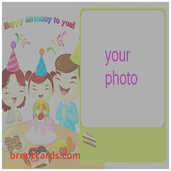 Make Your Own Birthday Cards Online For Free Beautiful Unique Create Card With