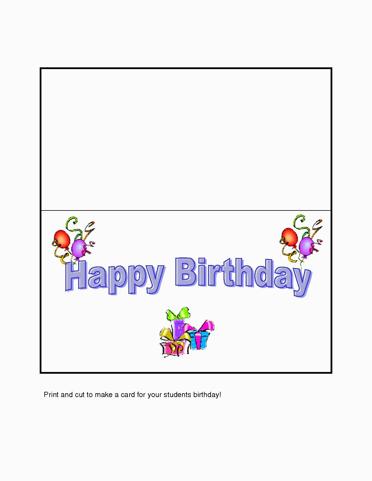 design your own birthday card free printable best happy