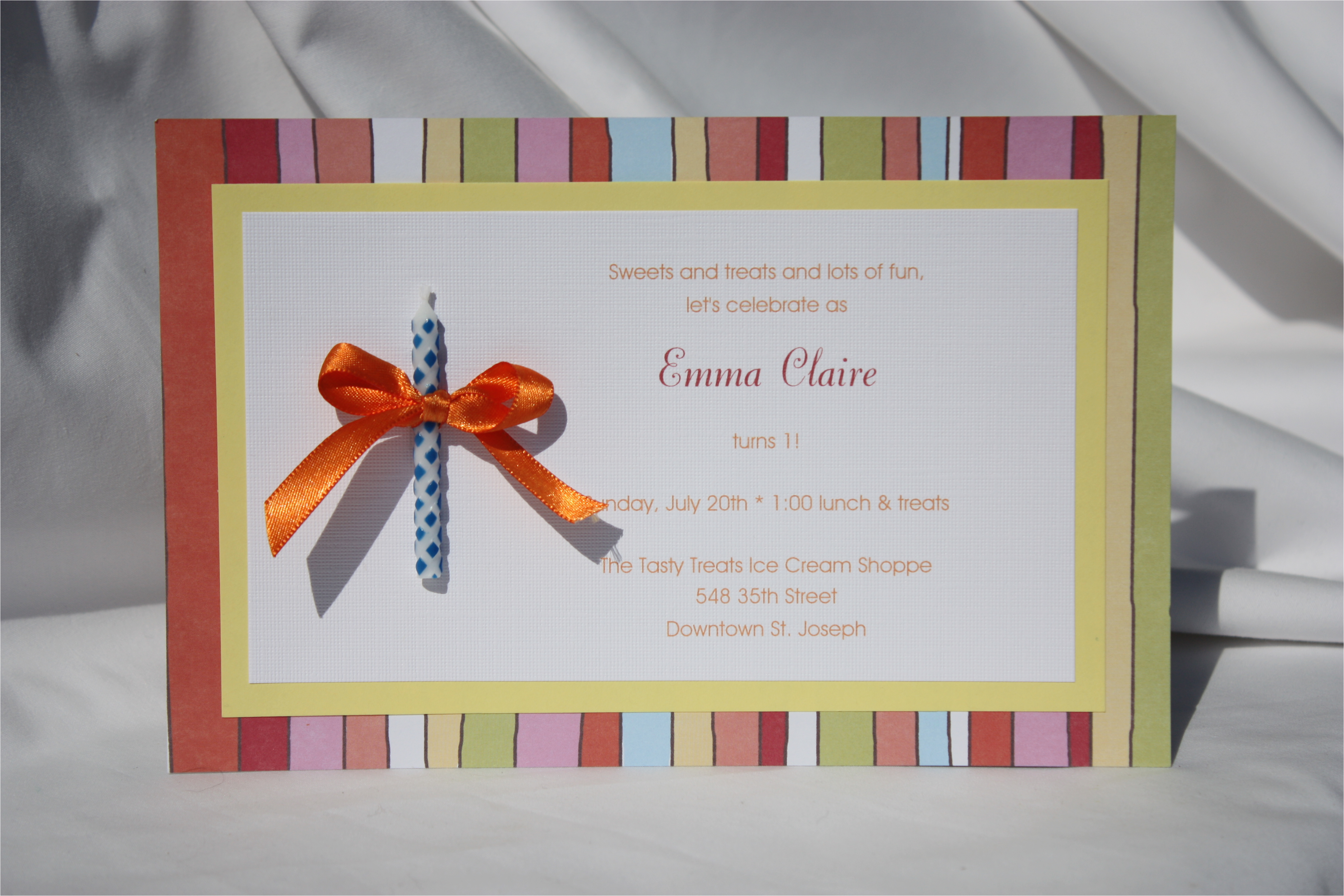 guest post how to make your own party invitations 1st birthday easy made invitations