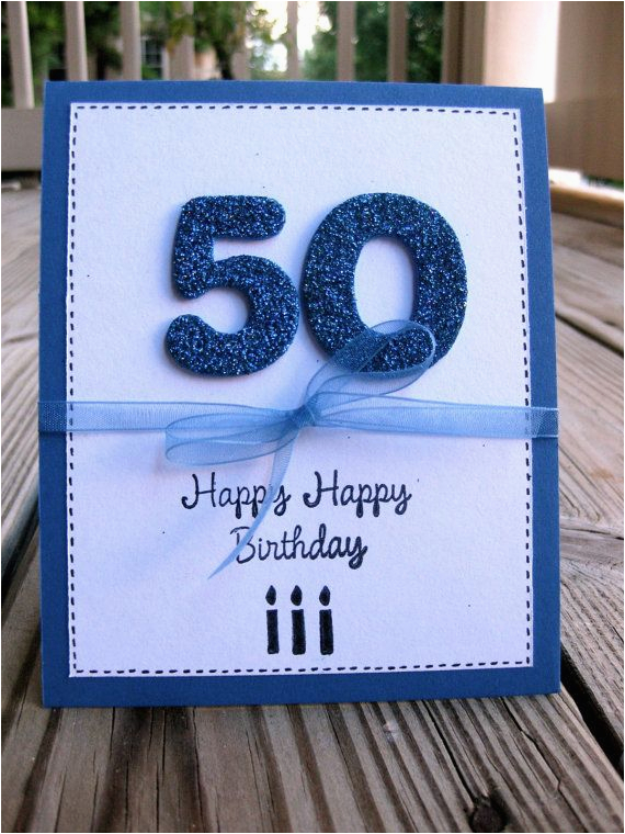 Male 50th Birthday Cards Men 39 S Greeting Card
