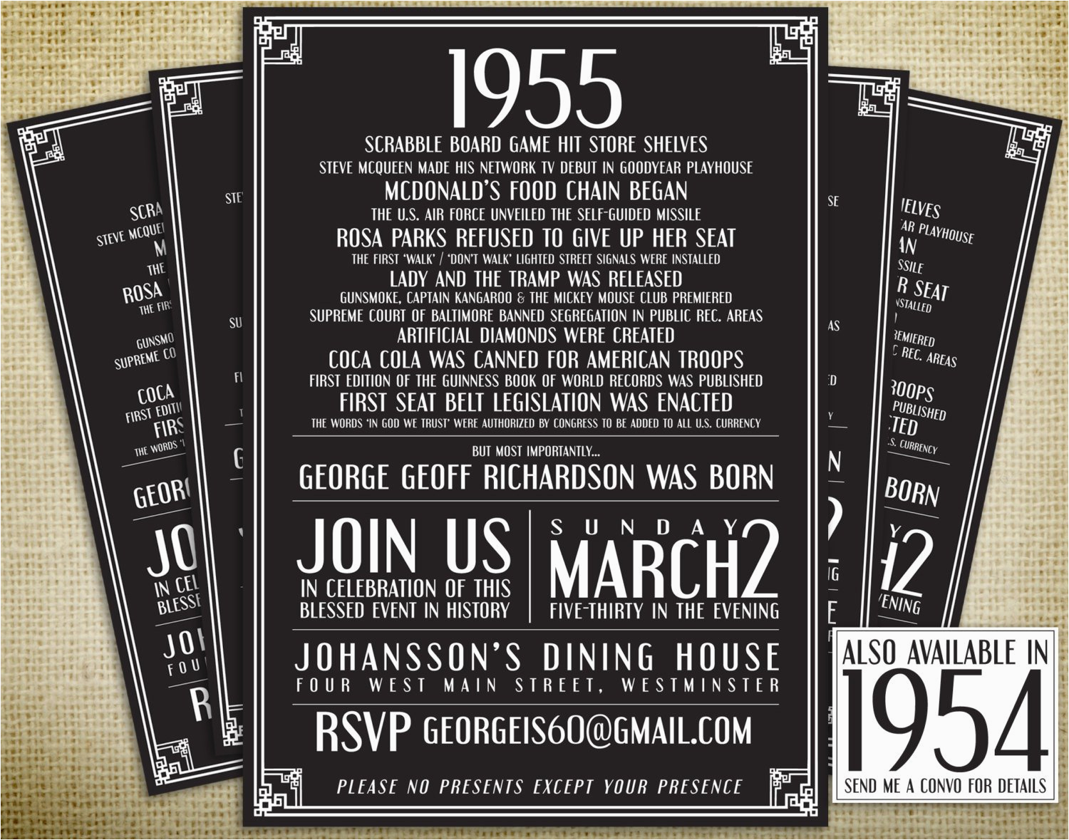 Male 60th Birthday Invitations Best Party Ideas