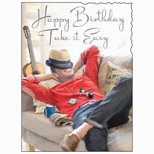 male birthday card amazon co uk