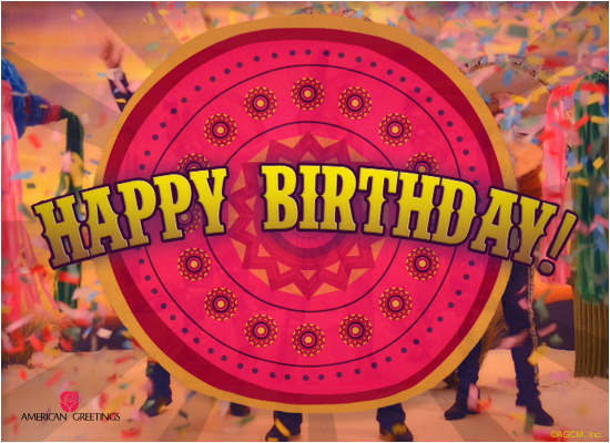 mariachi birthday video ecard personalized lyrics
