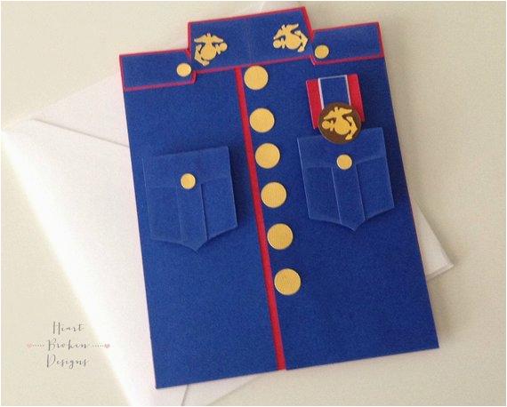 marine inspired cardgreeting cards