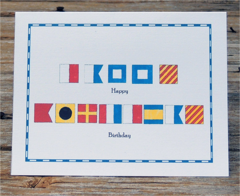 nautical flag marine alphabet code happy