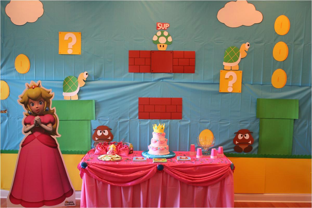 Super Mario Party Featuring Princess Peach