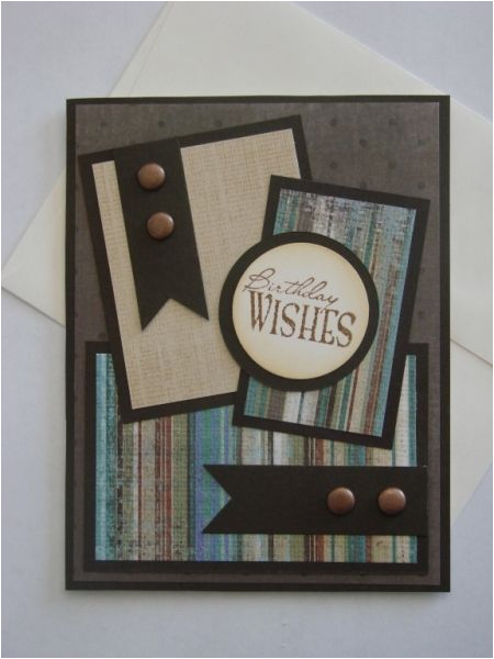 rustic birthday by hejanderson cards and paper crafts at