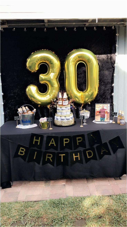 30th Birthday Decorations 474144667011614094