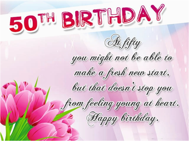 50th birthday ecards greeting cards messages