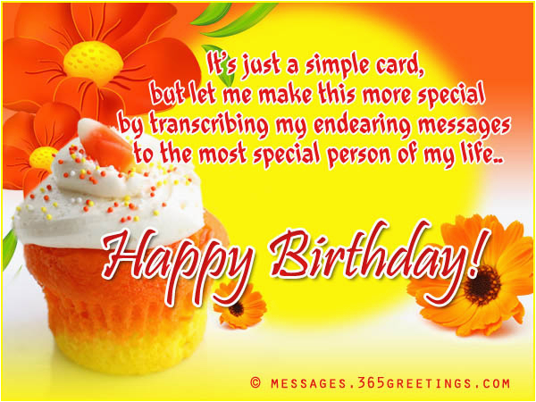 birthday card messages wishes