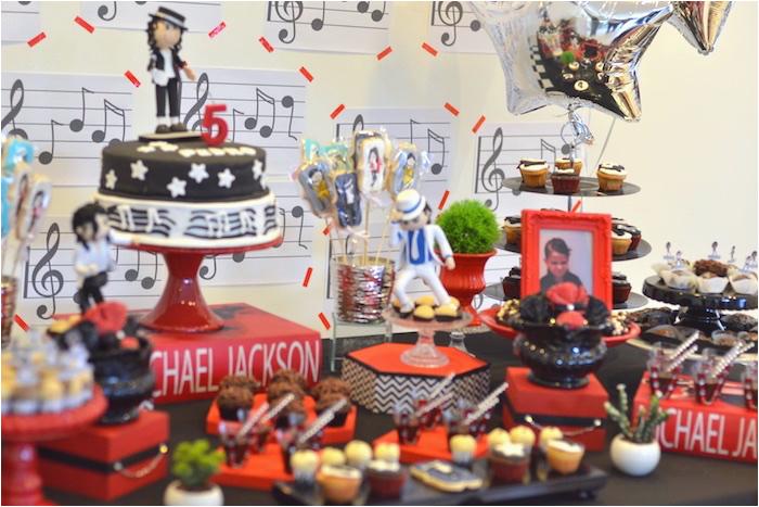 michael jackson birthday party