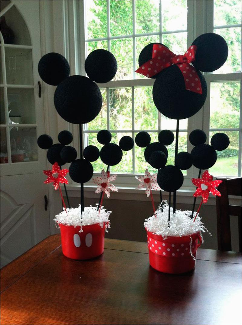 70 inspiracoes de festas infantis do mickey mouse