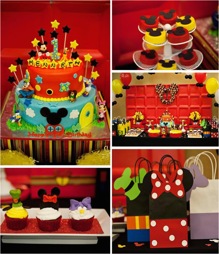 Mickey Mouse Birthday Decorations Cheap Ideas Margusriga Baby Party