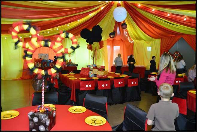cheap mickey mouse party decorations 2