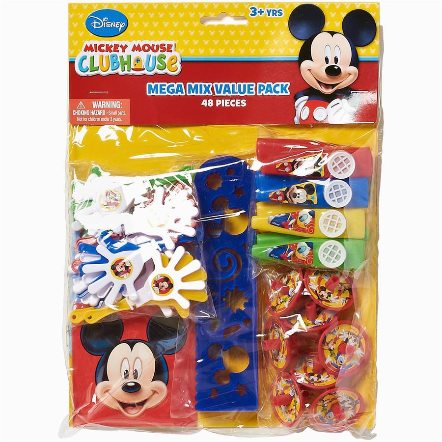 Mickey Mouse Birthday Invitations Walmart First High Chair Decorating Kit