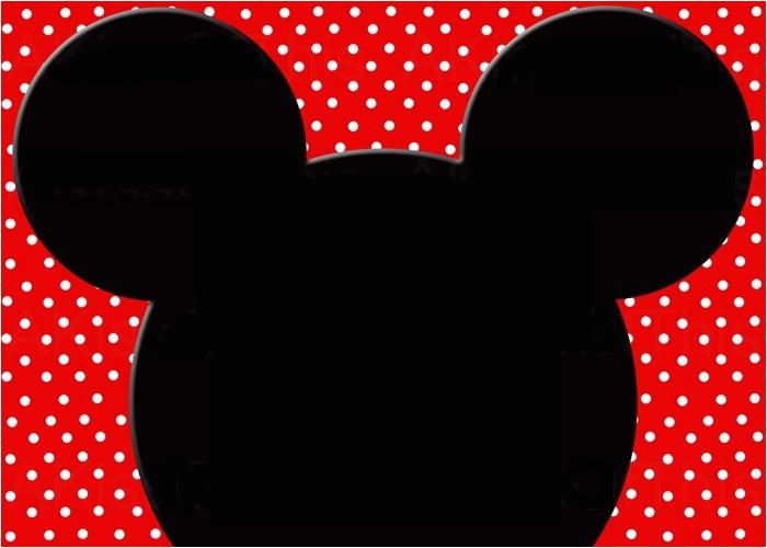 Mickey Mouse Birthday Invites Free Printable Cards Luxury