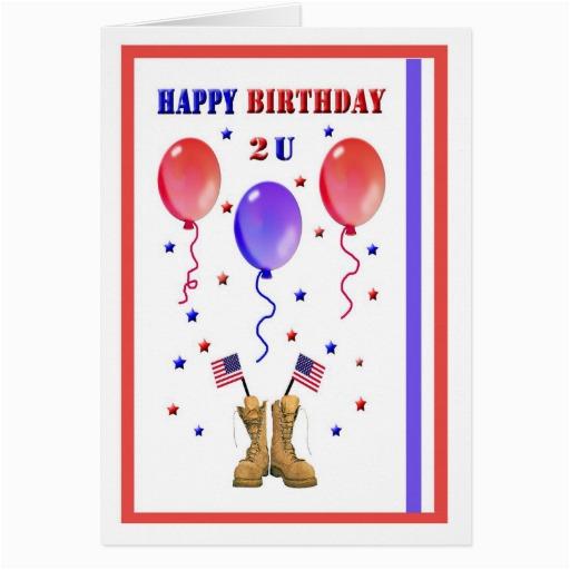 army birthday cards