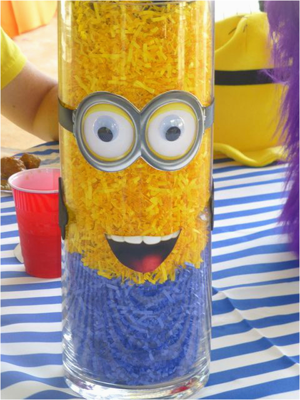 Minion Birthday Party Decoration Ideas 20 Cute Minions Home Design And