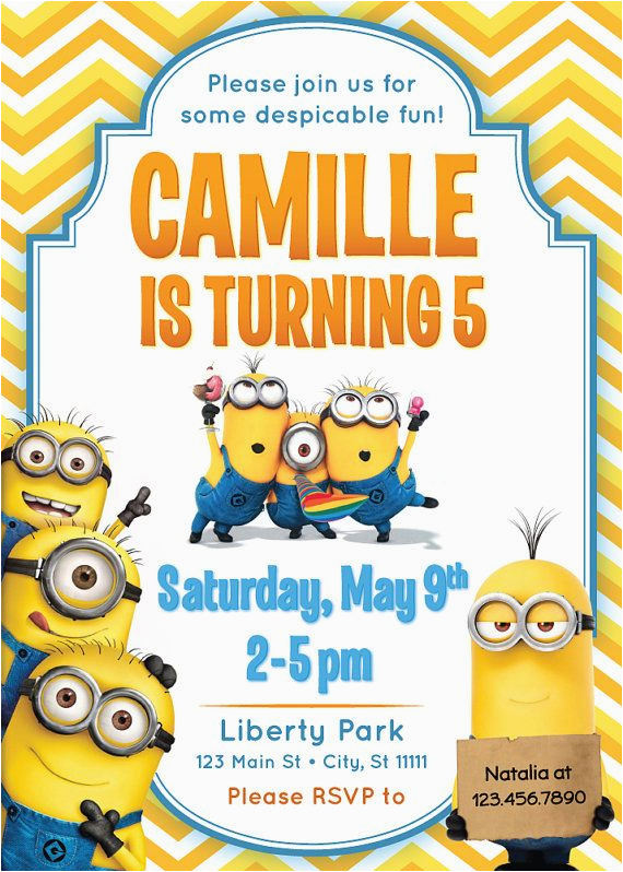 7 best fiesta minions images on pinterest birthday party