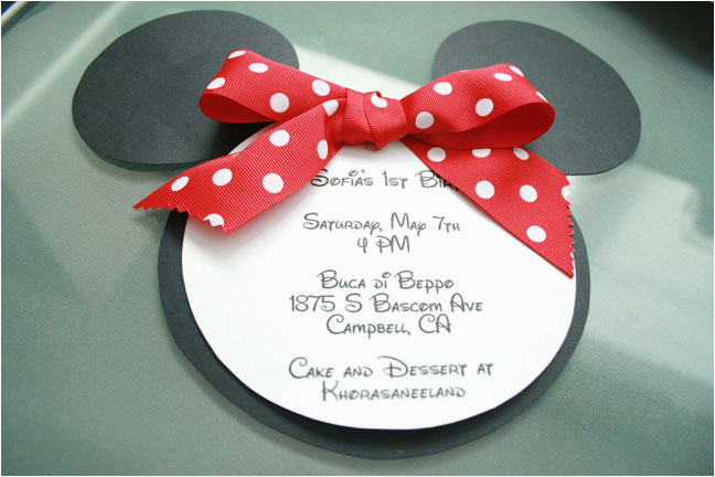 Minnie Mouse Birthday Invitations Diy Minnie Mouse Birthday Party Lil 39 Miss