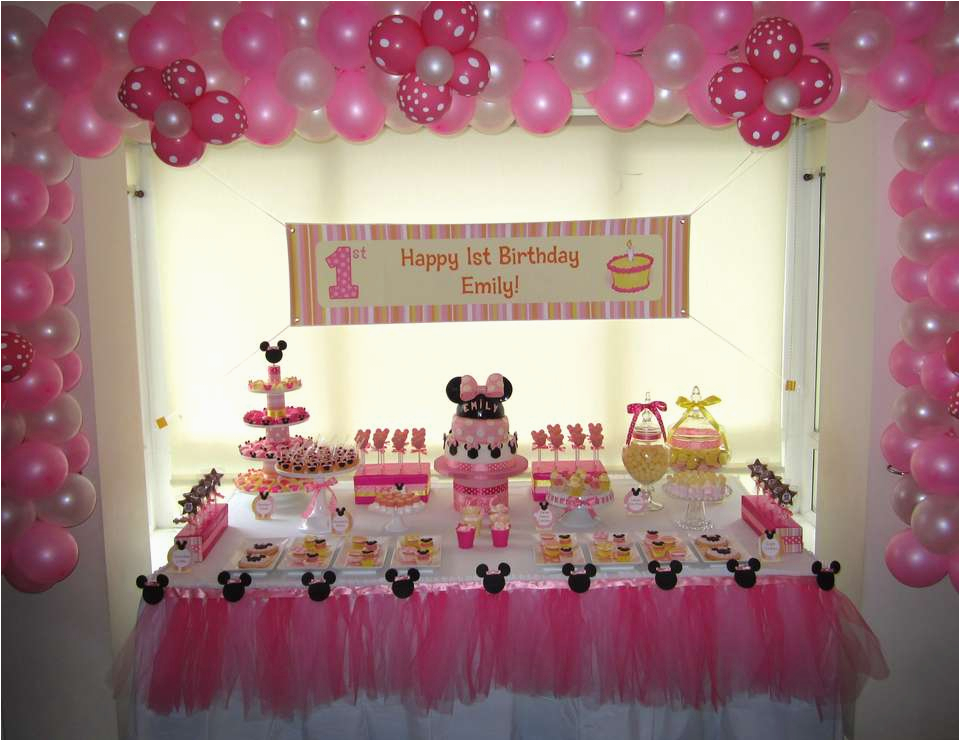 minnie mouse pink and yellow