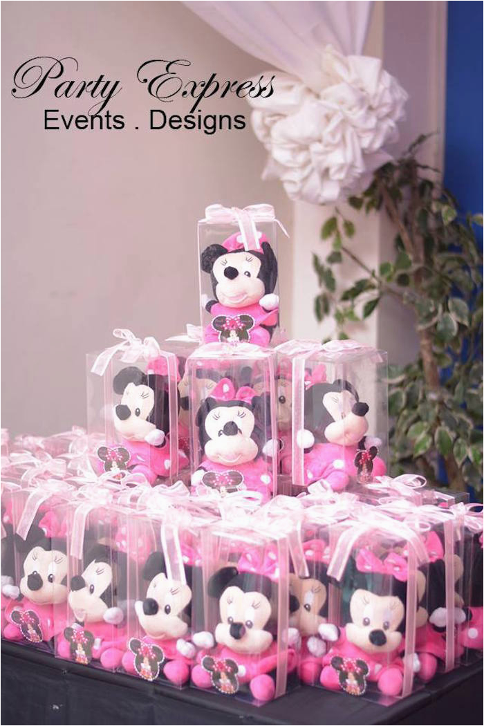minnie mouse birthday party 3