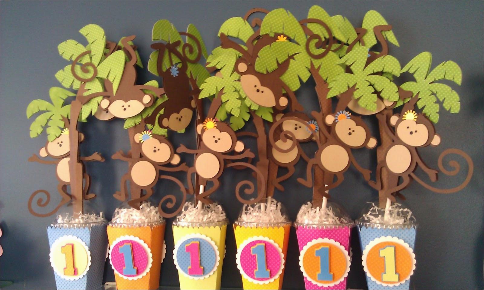 monkeys 1st birthday