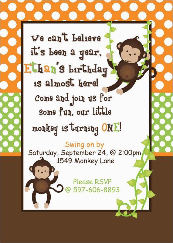 best 25 monkey invitations ideas on pinterest monkey