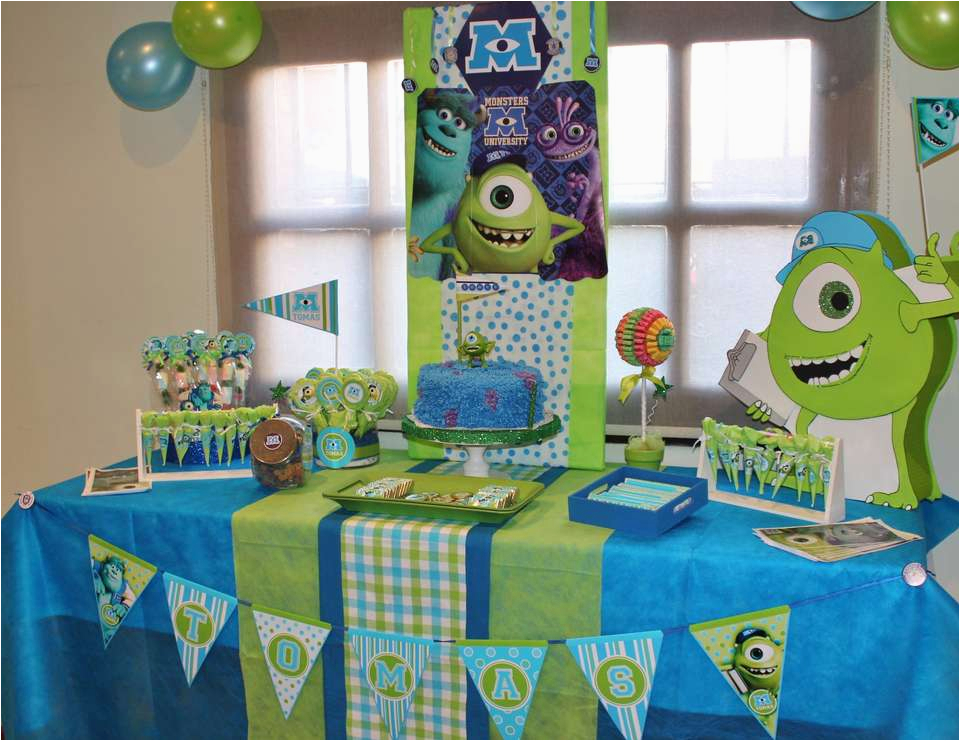 tommys monster higth university party