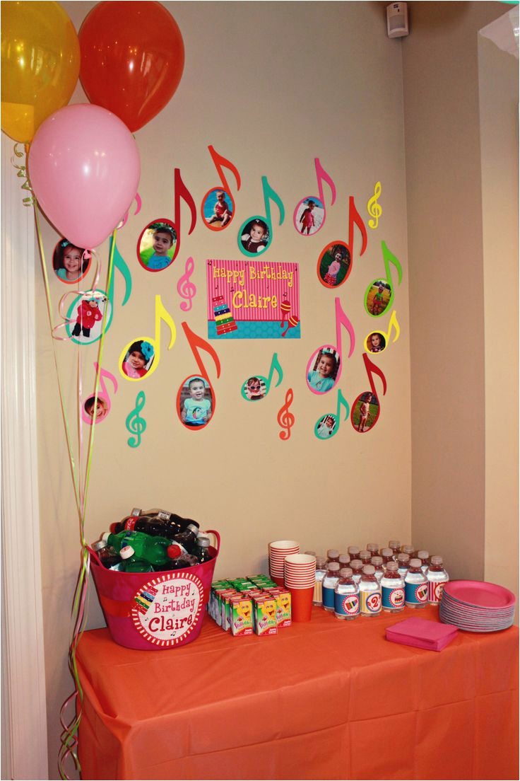 music theme party