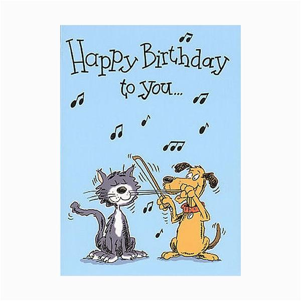 Musical Birthday Cards for Children Music Gallery Kids 2 Birthday Card