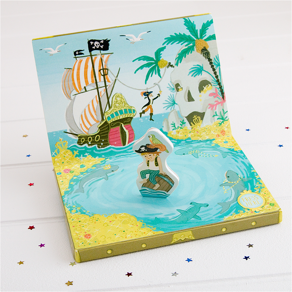 Musical Birthday Cards for Children Musical Box Birthday Card Twenty Six Degrees