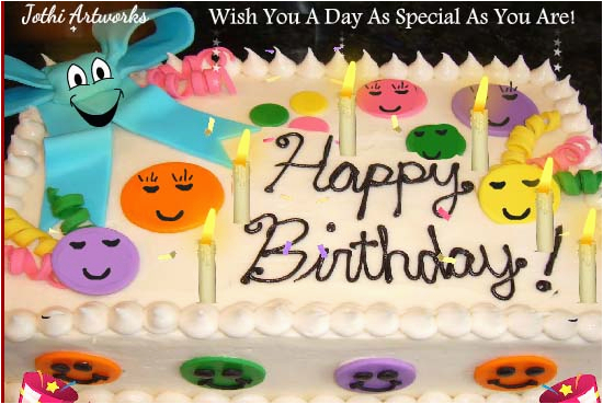 Musical Birthday Cards for Children Singing Birthday Cake Free for Kids Ecards Greeting