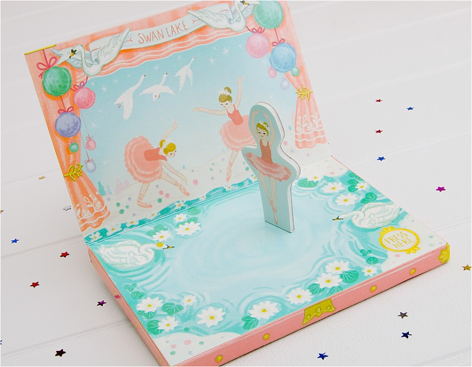 Musical Birthday Cards For Kids Box Card Twenty Six Degrees