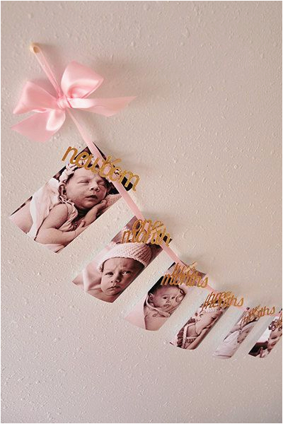 unique decoration ideas for babys first birthday