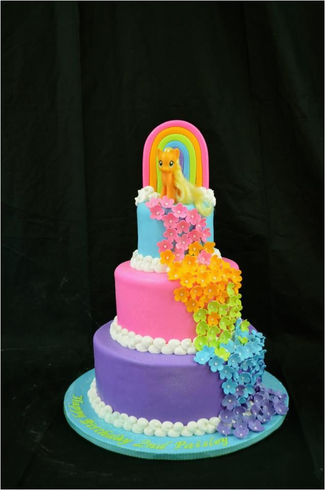 over 20 my little pony cake inspirations