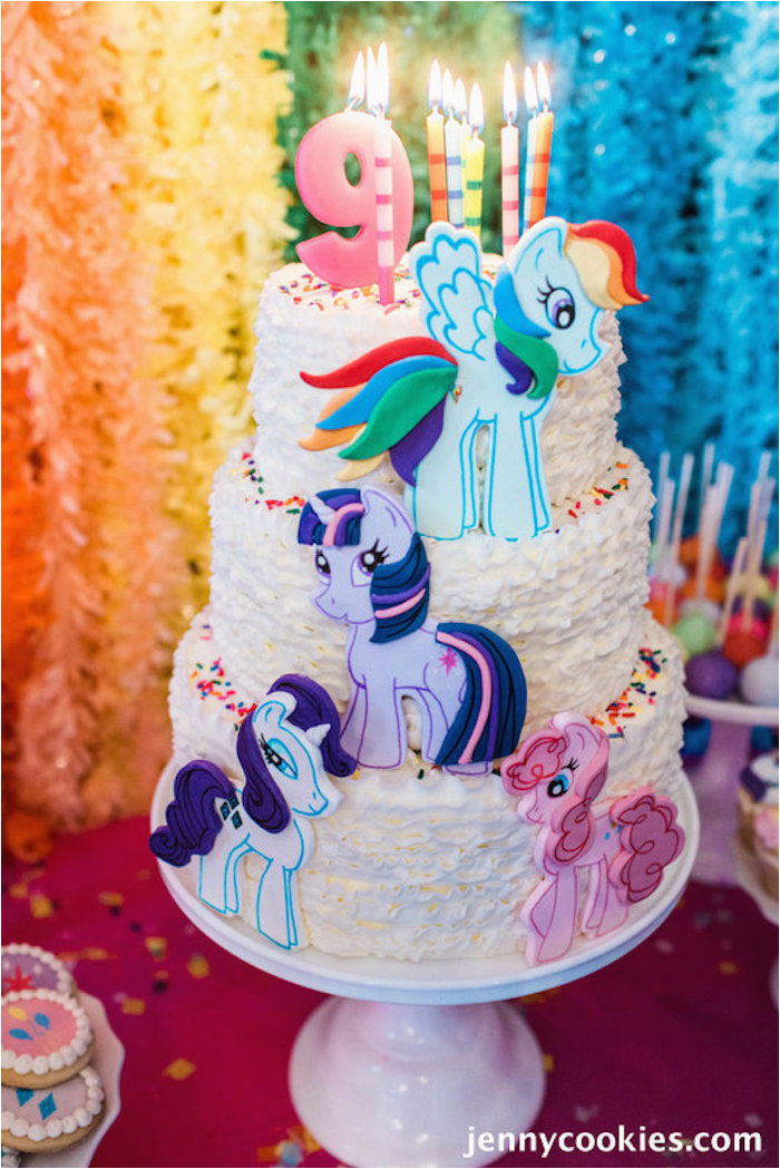 My Little Pony Birthday Party Ideas Decorations Kara 39 S