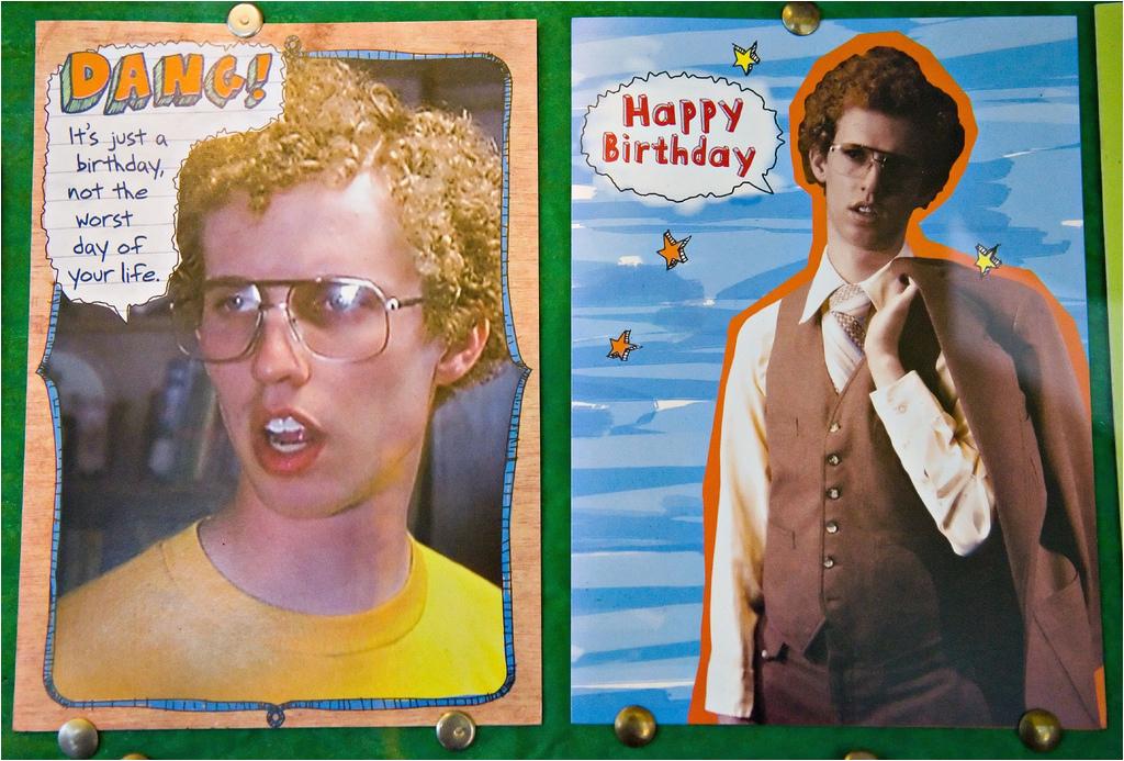 heck yes napoleon dynamite birthday cards napoleon