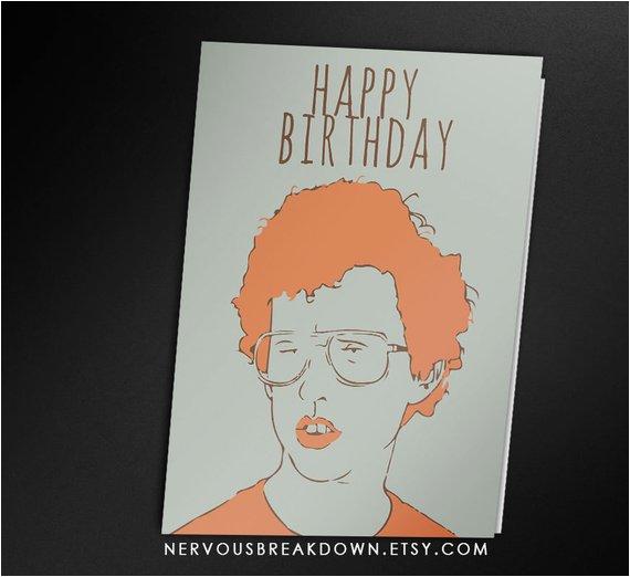 napoleon dynamite birthday card printable card