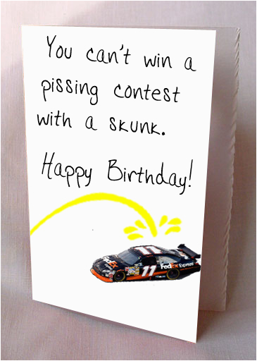 new nascar themed greeting cards