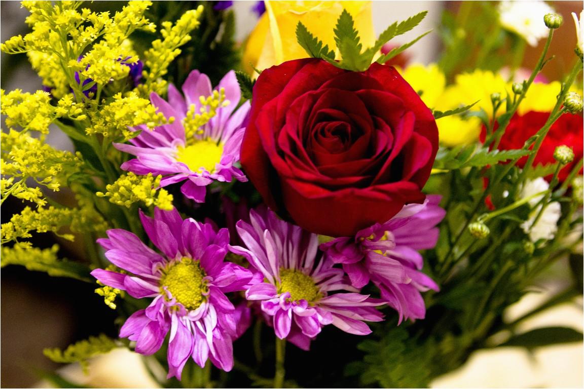 Nice Birthday Flowers Mom S Birthday Campoutkid