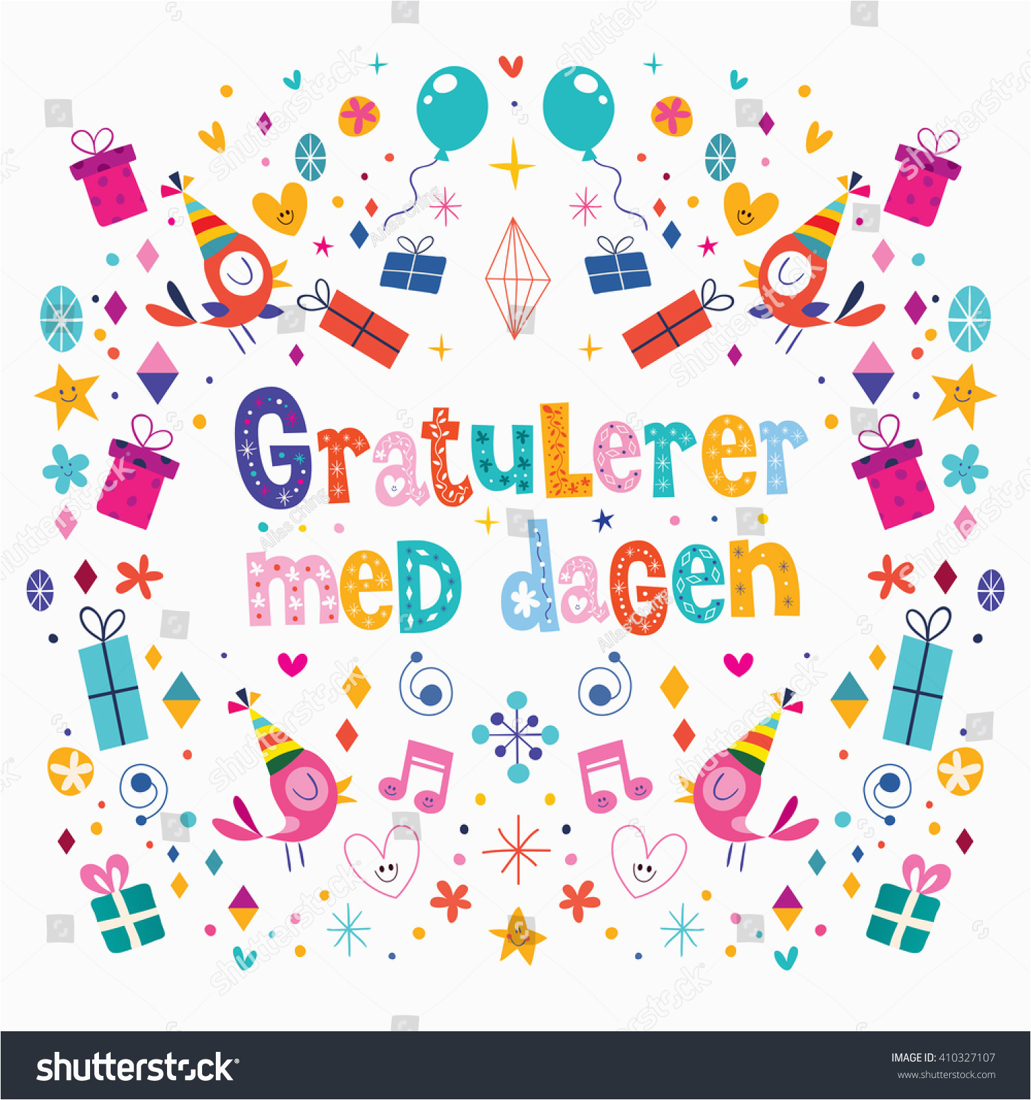 gratulerer med dagen happy birthday norwegian 410327107