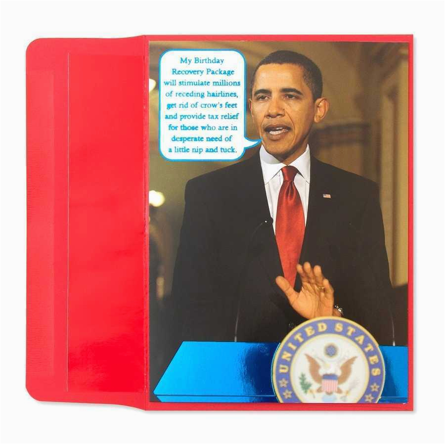 obama birthday card unique obama birthday funny birthday