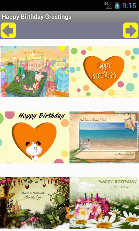 Ok Google Birthday Cards Happy Greetings Android Apps On Play