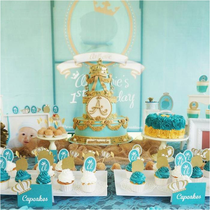 First Birthday Party Themes For Your One Year Old