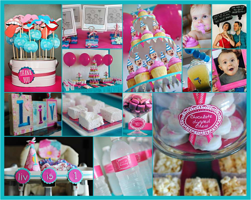 One Year Old Birthday Party Decorations Photography Birthday Party Ideas Photo 1 Of 13 Catch