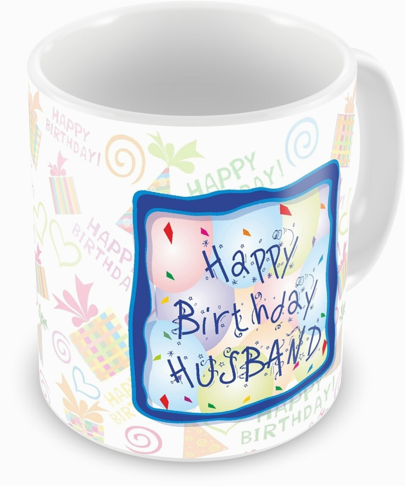 Online Birthday Gifts For Her In India Everyday Happy Gift Husband Ceramic Mug