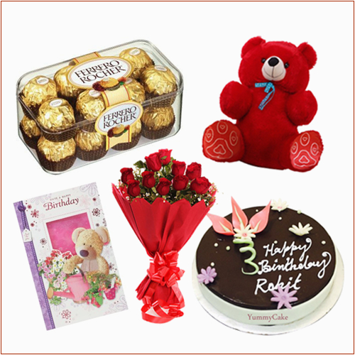 Gifts To Send Special Surprise Arrangement