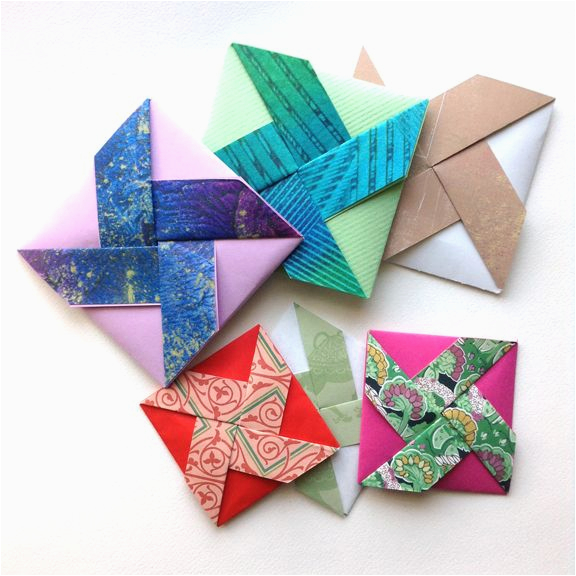 origami cards