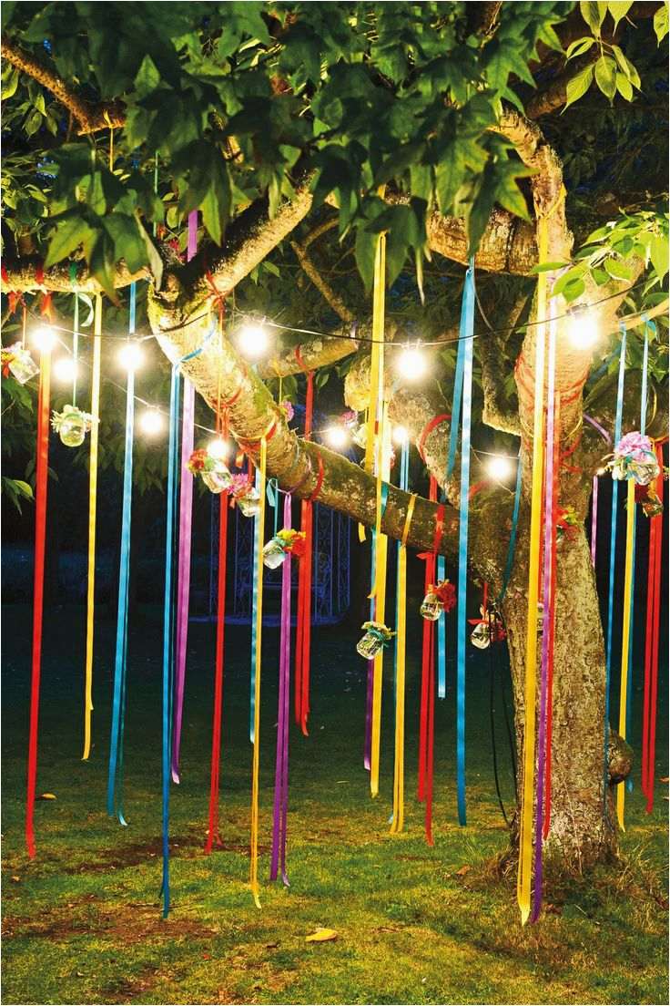 Outside Birthday Party Decorations Fun Outdoor Birthday Party Decor Ideas Decozilla